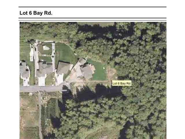 Main Photo: LOT 6 BAY RD in Sechelt: Sechelt District Land for sale (Sunshine Coast)  : MLS®# V871635