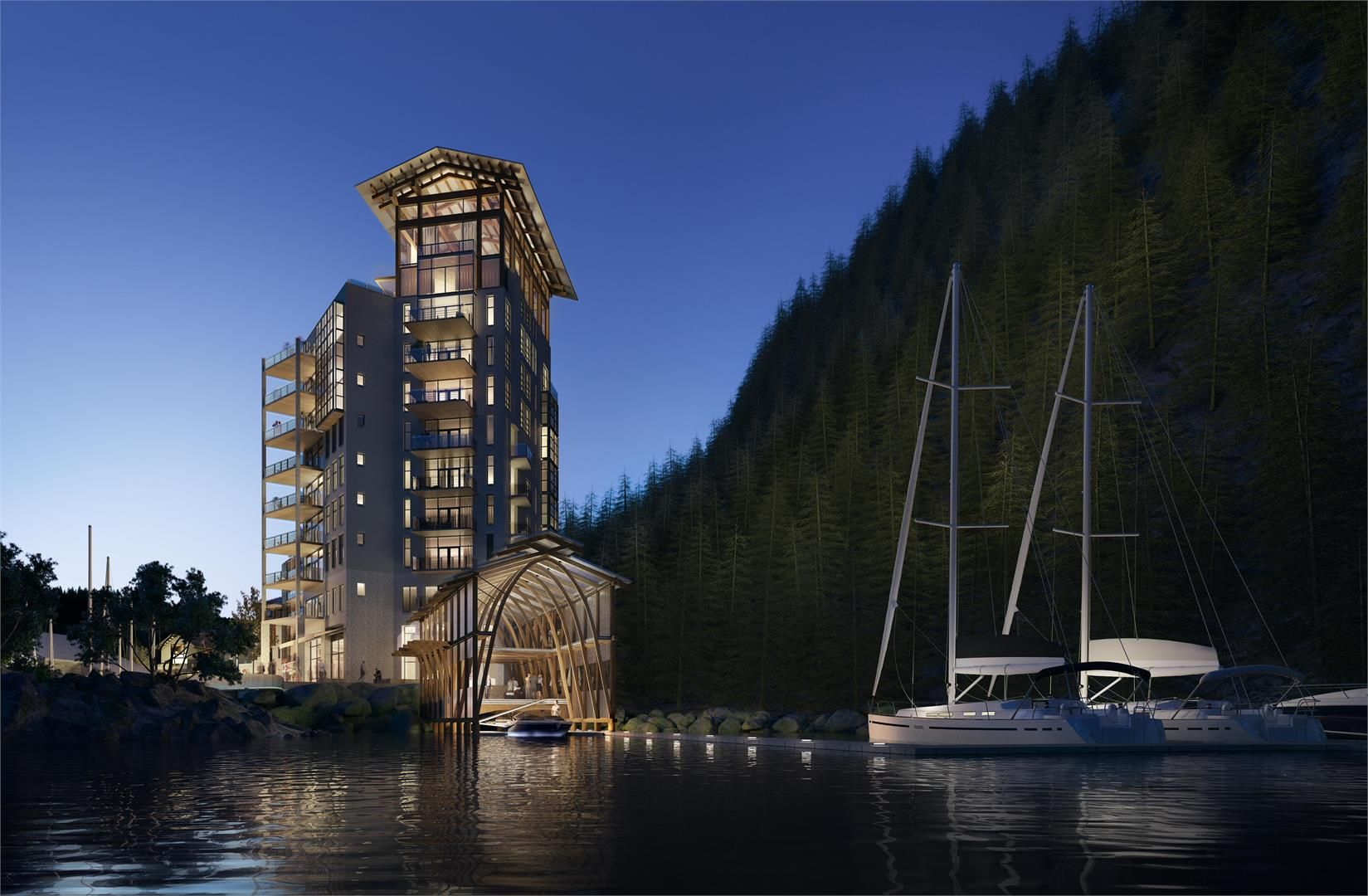 Main Photo: 6707 Nelson Avenue in West Vancouver: Horseshoe Bay WV Condo for sale