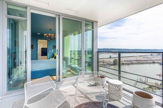 """Photo 17: 1801 210 SALTER Street in New Westminster: Queensborough Condo for sale in """"PENINSULA"""" : MLS®# R2611499"""