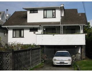 """Photo 2: 4410 W 12TH Avenue in Vancouver: Point Grey House for sale in """"S"""" (Vancouver West)  : MLS®# V761617"""