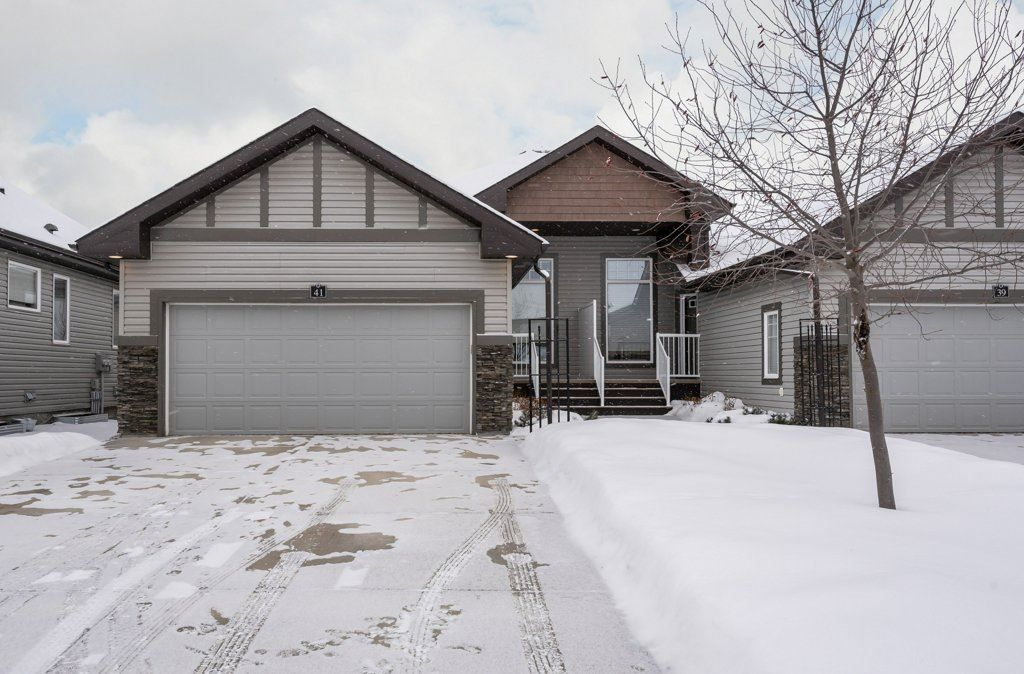 Main Photo: 41 8602 SOUTHFORT Boulevard: Fort Saskatchewan House Half Duplex for sale : MLS®# E4226387