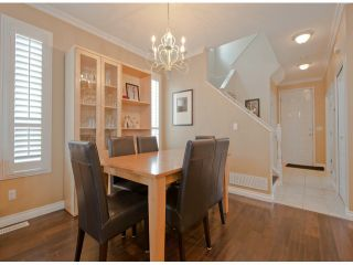 """Photo 4: 5767 148A Street in Surrey: Sullivan Station House for sale in """"Sawyers Walk at Panorama Village"""" : MLS®# F1310562"""