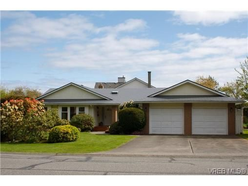 Main Photo: 2267 Cooperidge Dr in SAANICHTON: CS Keating House for sale (Central Saanich)  : MLS®# 636473