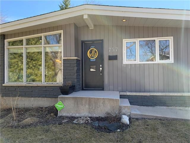 Main Photo: 757 Vimy Road in Winnipeg: Crestview House for sale (5H)  : MLS®# 202009322