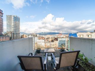 Photo 15: 902 33 W PENDER Street in Vancouver: Downtown VW Condo for sale (Vancouver West)  : MLS®# R2234015