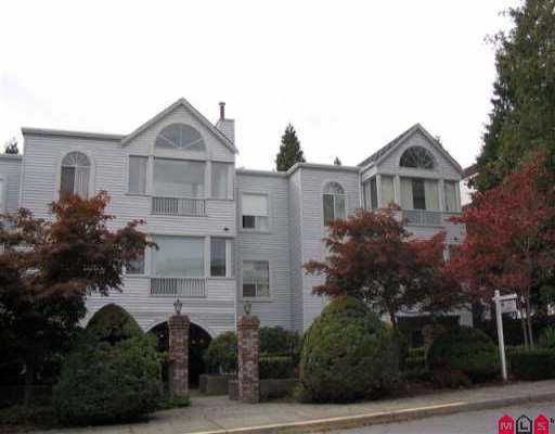 """Main Photo: 305 1473 BLACKWOOD ST: White Rock Condo for sale in """"Lamplighter"""" (South Surrey White Rock)  : MLS®# F2522655"""