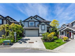 """Photo 1: 6655 187A Street in Surrey: Cloverdale BC House for sale in """"HILLCREST ESTATES"""" (Cloverdale)  : MLS®# R2578788"""