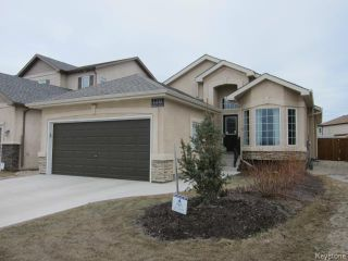 Photo 1: 126 Audette Drive in WINNIPEG: Transcona Residential for sale (North East Winnipeg)  : MLS®# 1502268