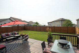 Photo 26: 22 Sidebottom Drive in Winnipeg: River Park South Residential for sale (2F)  : MLS®# 202117415
