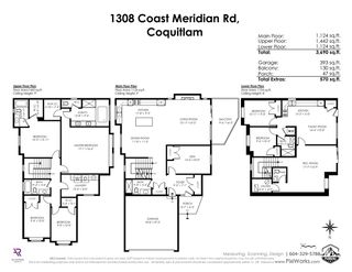 Photo 40: 1308 COAST MERIDIAN Road in Coquitlam: Burke Mountain House for sale : MLS®# R2572284