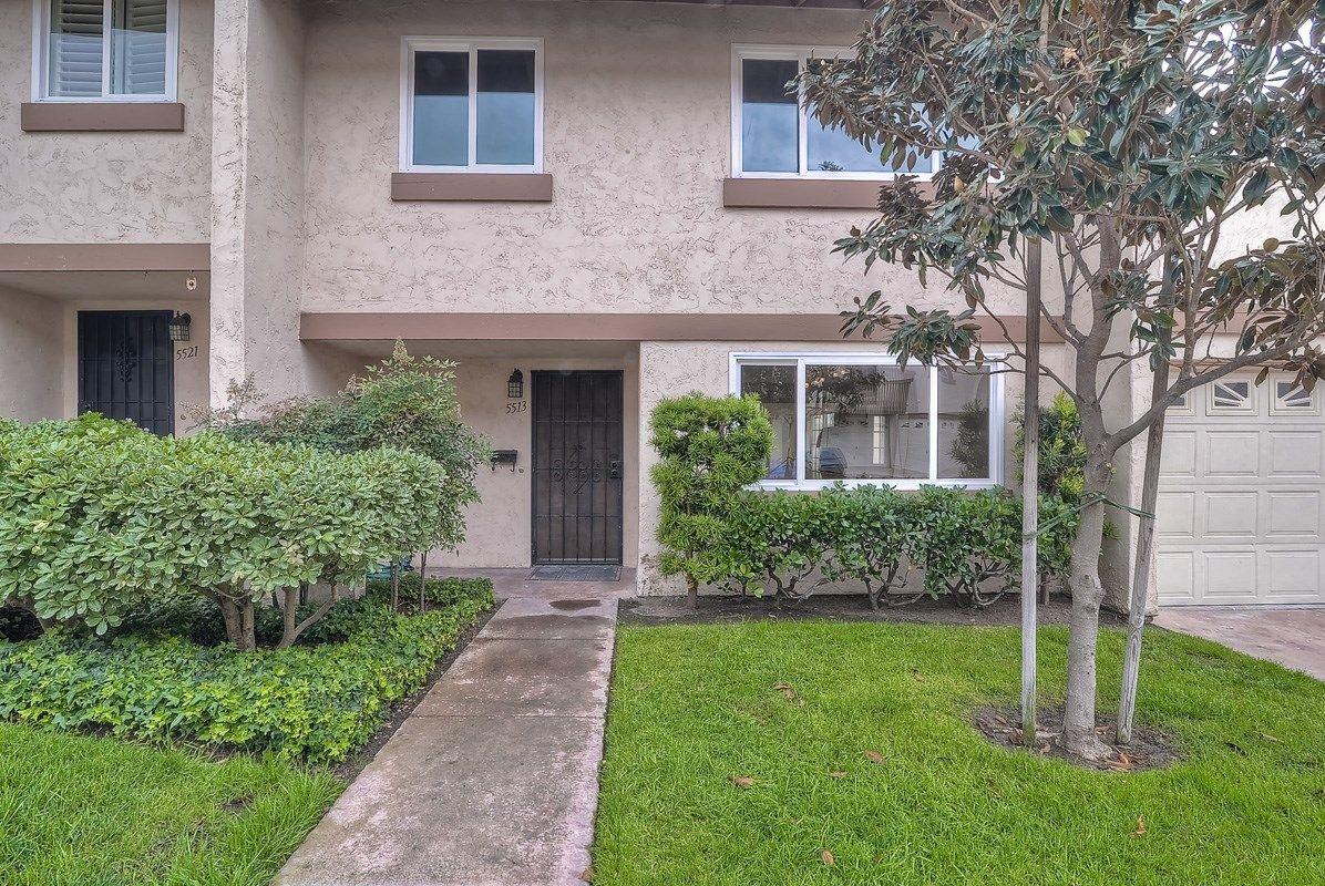Main Photo: CLAIREMONT Condo for sale : 3 bedrooms : 5513 Caminito Roberto in San Diego