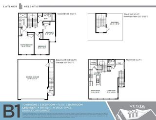 """Photo 40: 71 8371 202B Street in Langley: Willoughby Heights Townhouse for sale in """"Kensington Lofts"""" : MLS®# R2624077"""