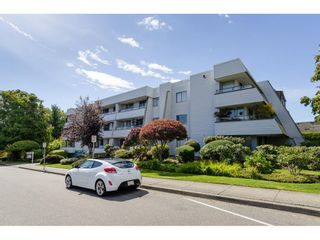 "Photo 1: 108 1341 GEORGE Street: White Rock Condo for sale in ""Oceanview"" (South Surrey White Rock)  : MLS®# R2513850"