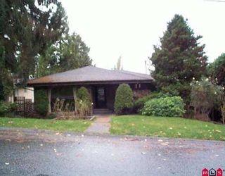 Main Photo: 8291 NECHAKO DR in Delta: Nordel House for sale (N. Delta)  : MLS®# F2523808