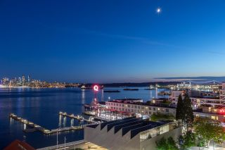 "Photo 23: 901 133 E ESPLANADE Avenue in North Vancouver: Lower Lonsdale Condo for sale in ""Pinnacle Residences at the Pier"" : MLS®# R2575541"