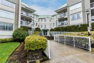 Photo 1: 215 9765 140 Street in Surrey: Whalley Condo for sale (North Surrey)  : MLS®# R2255005