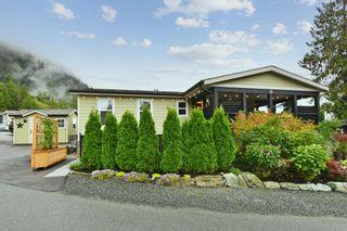 "Main Photo: 12 53480 BRIDAL FALLS Road in Rosedale: Rosedale Popkum House for sale in ""Bridal Falls Resort"" : MLS®# R2621809"