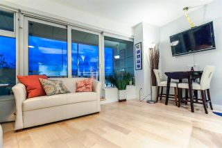 """Photo 3: 502 1565 W 6TH Avenue in Vancouver: False Creek Condo for sale in """"6TH & FIR"""" (Vancouver West)  : MLS®# R2157219"""
