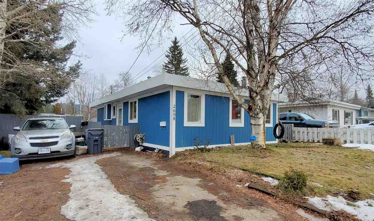 """Photo 1: Photos: 2608 VICTORIA Street in Prince George: VLA House for sale in """"VLA"""" (PG City Central (Zone 72))  : MLS®# R2522984"""