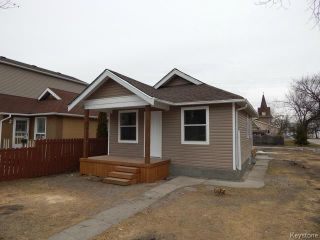 Photo 18: 257 Kilbride Avenue in WINNIPEG: West Kildonan / Garden City Residential for sale (North West Winnipeg)  : MLS®# 1408120