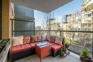 """Photo 5: 312 1450 W 6TH Avenue in Vancouver: Fairview VW Condo for sale in """"VERONA OF PORTICO"""" (Vancouver West)  : MLS®# R2543985"""