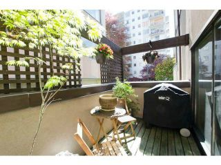 Photo 8: # 3 1019 GILFORD ST in Vancouver: West End VW Condo for sale (Vancouver West)  : MLS®# V1007087