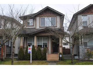 """Photo 1: 10262 242B Street in Maple Ridge: Albion House for sale in """"COUNTRY LANE"""" : MLS®# V1046652"""