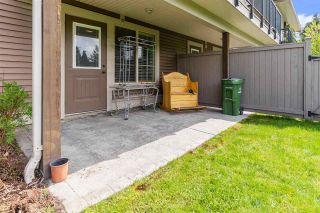 """Photo 27: 26 45025 WOLFE Road in Chilliwack: Chilliwack W Young-Well Townhouse for sale in """"Centre Field"""" : MLS®# R2576218"""