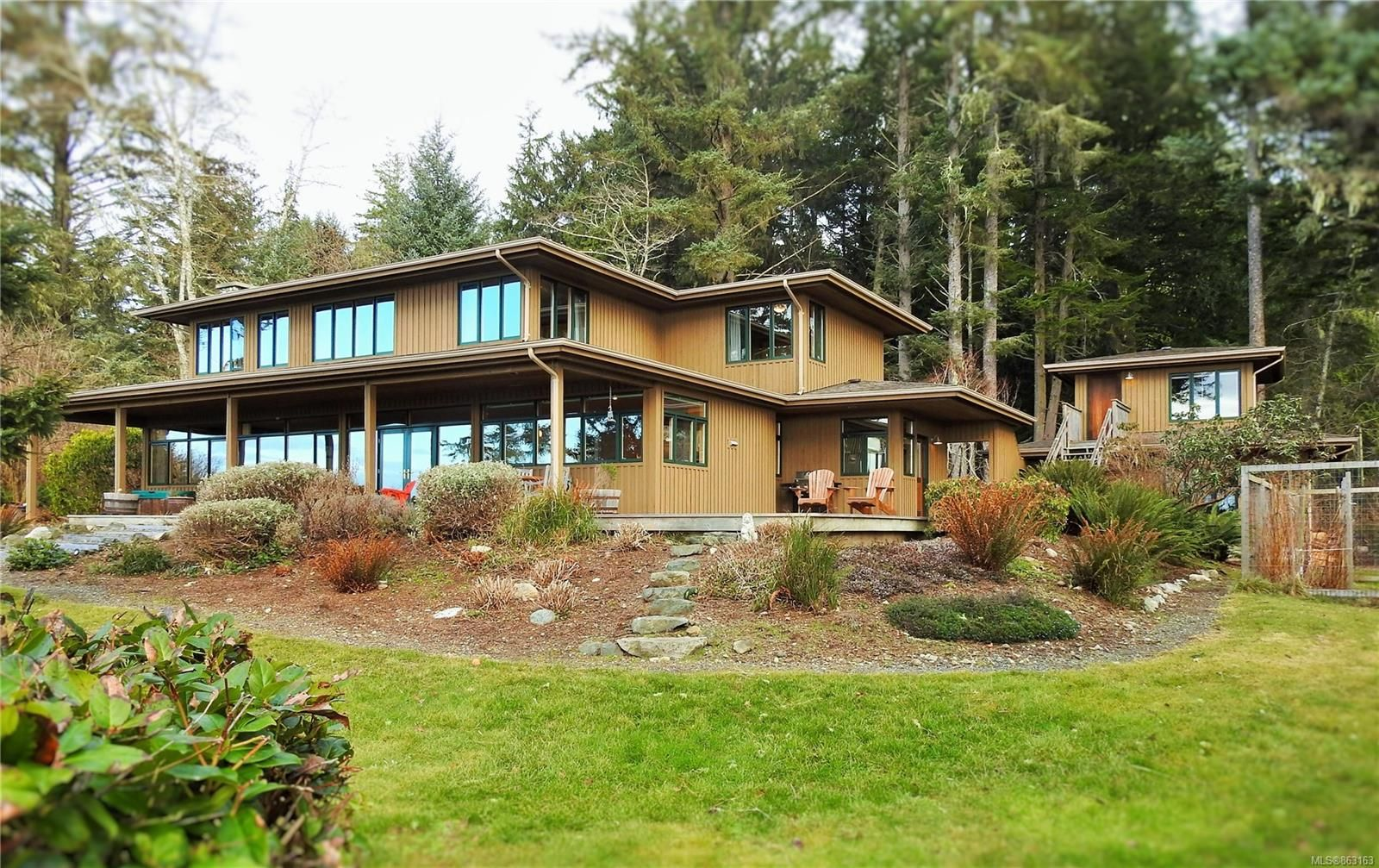 Main Photo: 2892 Fishboat Bay Rd in : Sk French Beach House for sale (Sooke)  : MLS®# 863163