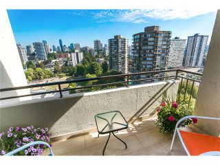 Photo 4: # 1801 1725 PENDRELL ST in Vancouver: West End VW Condo for sale (Vancouver West)  : MLS®# V1095327