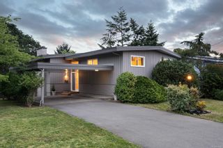 Photo 1: 2426 Evelyn Pl in : SE Arbutus House for sale (Saanich East)  : MLS®# 877972