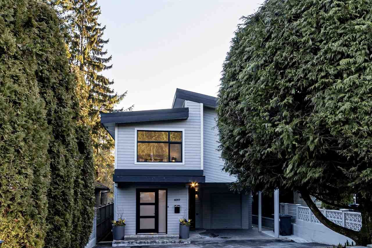 Main Photo: 4097 VIOLET Street in North Vancouver: Indian River House for sale : MLS®# R2437219