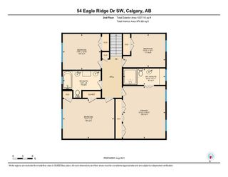 Photo 46: 54 Eagle Ridge Drive SW in Calgary: Eagle Ridge Detached for sale : MLS®# A1142942