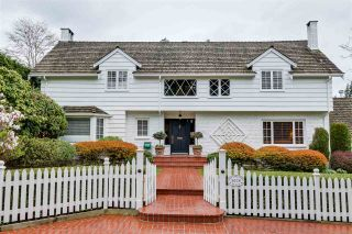 """Photo 1: 6138 SOUTHLANDS Place in Vancouver: Kerrisdale House for sale in """"Southlands Place - Kerrisdale"""" (Vancouver West)  : MLS®# R2049747"""