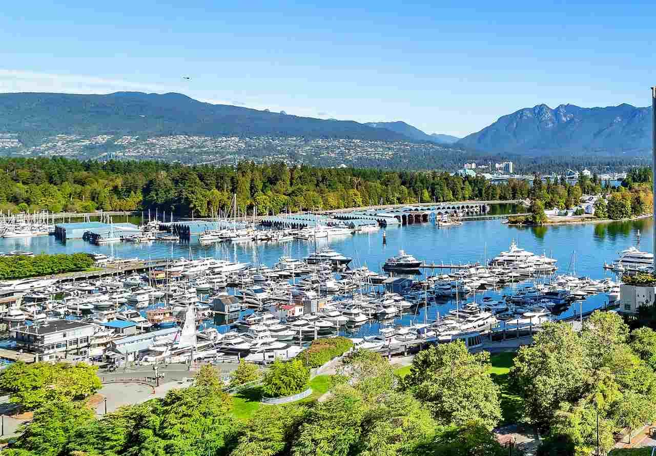 Main Photo: 1702 1277 MELVILLE STREET in : Coal Harbour Condo for sale : MLS®# R2206172