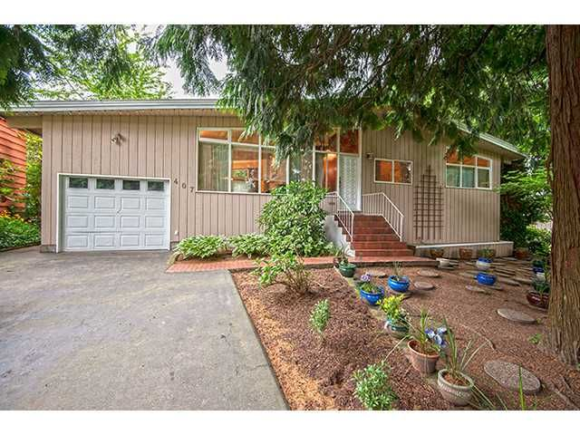 Main Photo: 407 ASHLEY ST in Coquitlam: Coquitlam West House for sale : MLS®# V1007665
