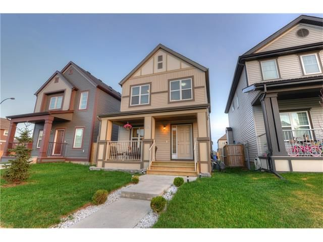 Main Photo: 426 COPPERPOND Boulevard SE in Calgary: Copperfield House for sale : MLS®# C4063143