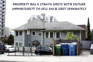 Photo 5: 841 ROYAL Avenue in New Westminster: Uptown NW Multi-Family Commercial for sale : MLS®# C8040176