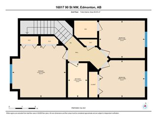 Photo 49: 16017 90 Street in Edmonton: Zone 28 House Half Duplex for sale : MLS®# E4228249