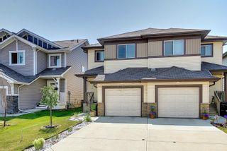 Photo 49: 1407 26 Avenue in Edmonton: Zone 30 House Half Duplex for sale : MLS®# E4254589