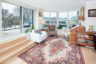 """Photo 6: 611 500 W 10TH Avenue in Vancouver: Fairview VW Condo for sale in """"Cambridge Court"""" (Vancouver West)  : MLS®# R2381638"""
