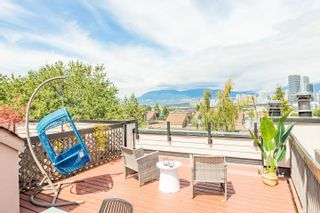 Photo 3: 1282 W 7TH AVENUE in Vancouver: Fairview VW Townhouse for sale (Vancouver West)  : MLS®# R2609594