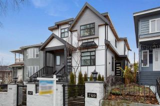 Main Photo: 749 E 60TH Avenue in Vancouver: South Vancouver 1/2 Duplex for sale (Vancouver East)  : MLS®# R2548687