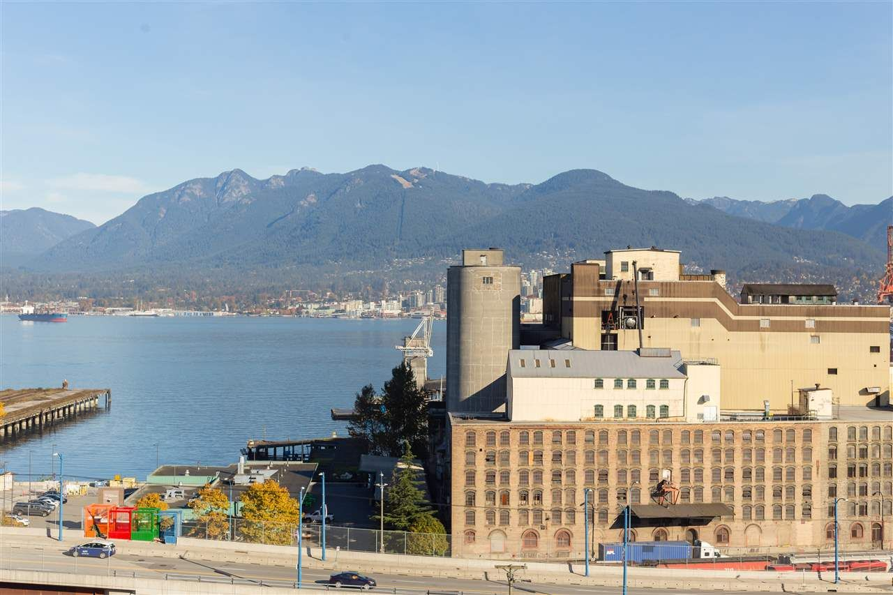 Main Photo: 1004 983 E HASTINGS STREET in Vancouver: Strathcona Condo for sale (Vancouver East)  : MLS®# R2316376