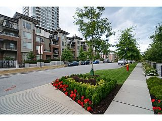 Photo 2: # 22 1125 KENSAL PL in Coquitlam: New Horizons Townhouse for sale : MLS®# V1136782
