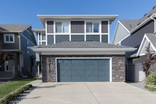 Photo 40: 6918 JOHNNIE CAINE Way in Edmonton: Zone 27 House for sale : MLS®# E4240856