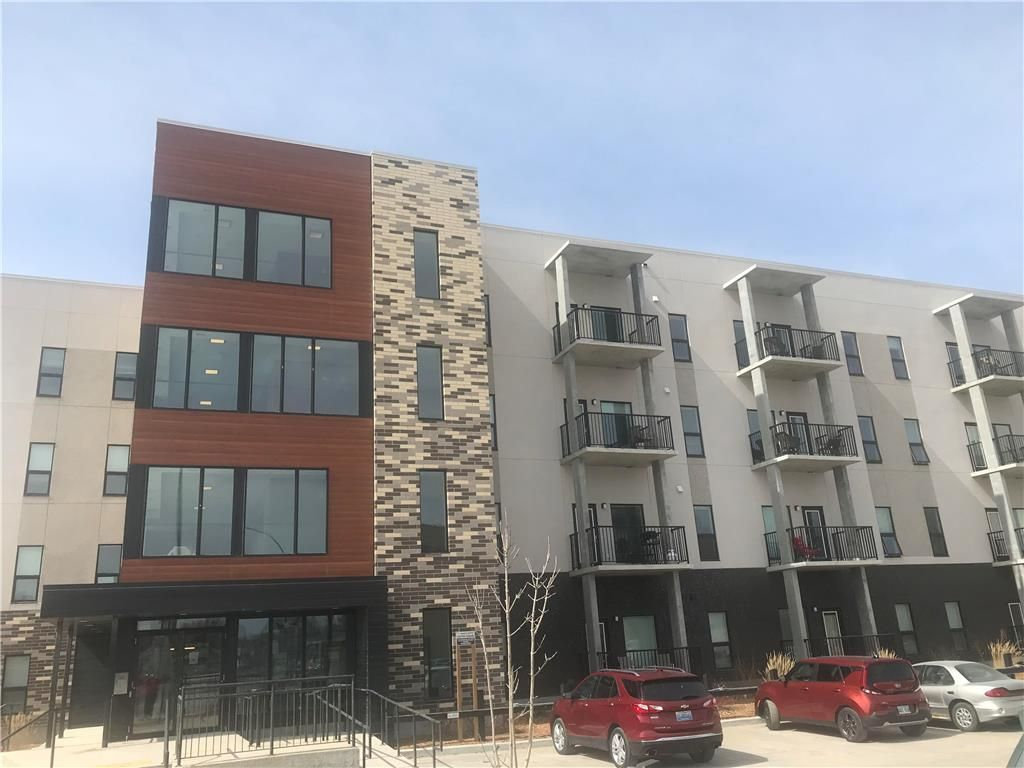Main Photo: 404 1133 Portage Avenue in Winnipeg: Polo Park Condominium for sale (5C)  : MLS®# 202107804