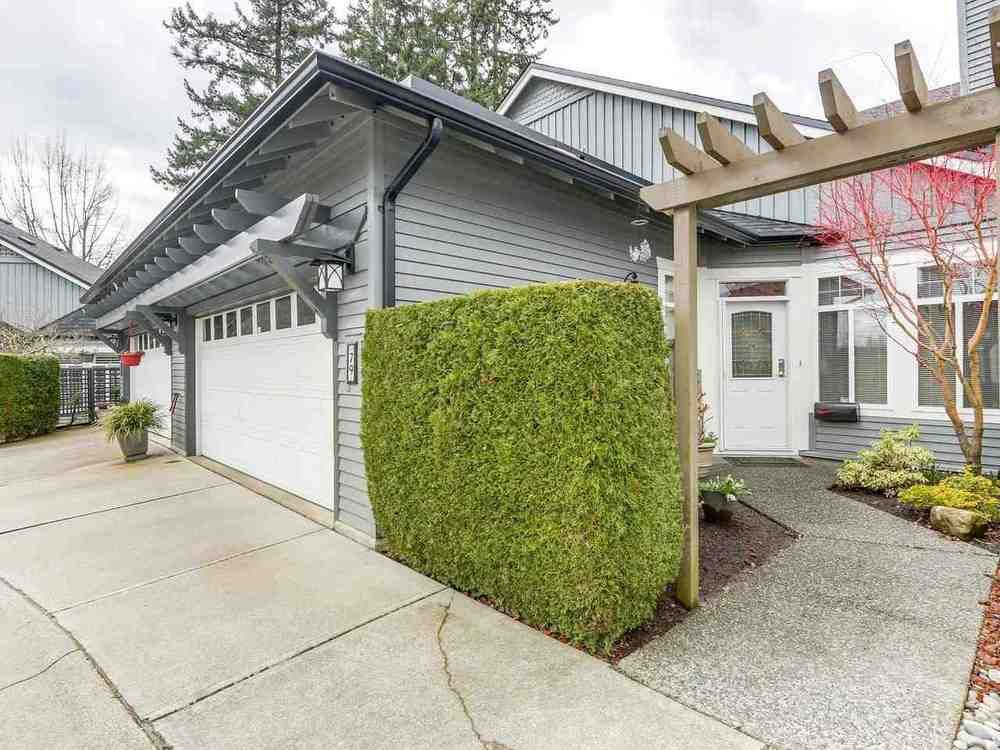 Main Photo: 79 14909 32 AVENUE in South Surrey White Rock: King George Corridor Home for sale ()  : MLS®# R2251305