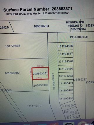 Photo 1: LOT AT MORIN LAKE in Canwood: Lot/Land for sale (Canwood Rm No. 494)  : MLS®# SK846769