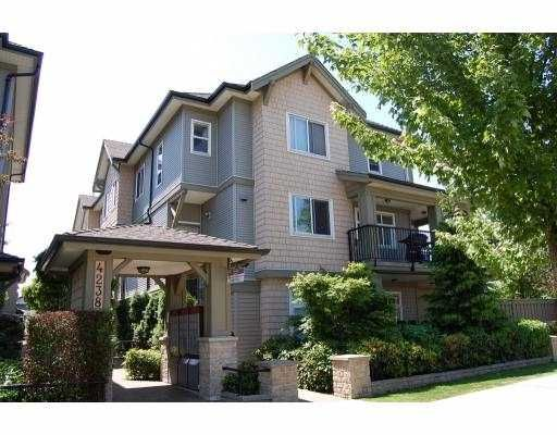 """Main Photo: 204 4238 ALBERT Street in Burnaby: Vancouver Heights Townhouse for sale in """"VIRAGIO"""" (Burnaby North)  : MLS®# V769455"""